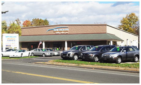 Car Dealerships In Ct >> New England Auto Sales Llc Used Car Dealer In Plainville